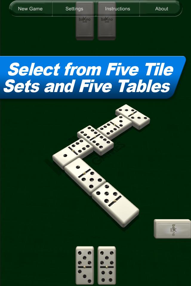 Domino HD Lite screenshot 4