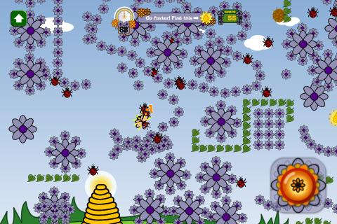 Screenshot Crazee Bee M