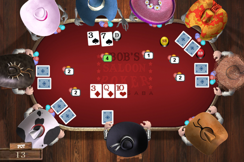 Screenshot Governor of Poker